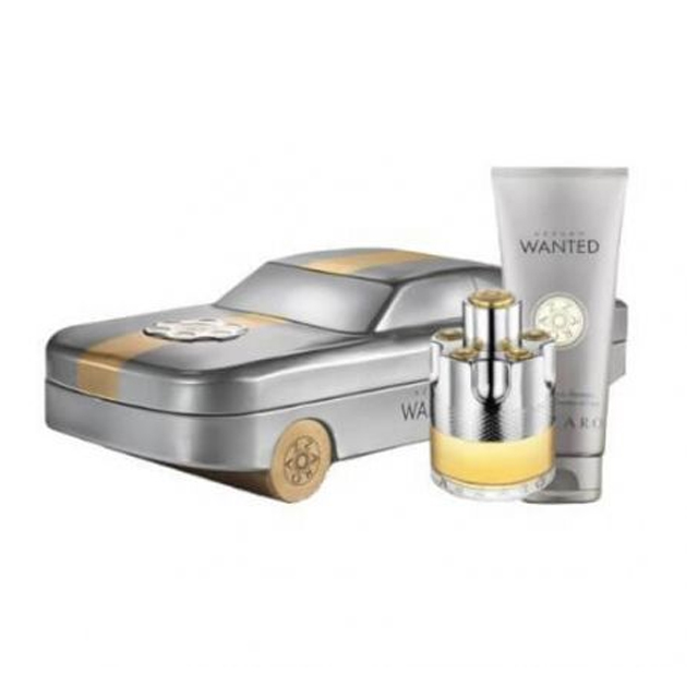 AZZARO WANTED H EDT 50ML+B/S 100ML