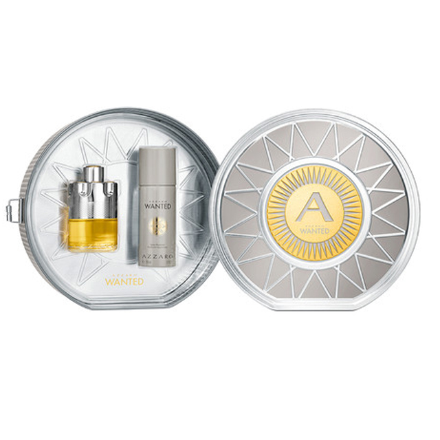 AZZARO WANTED H EDT 100ML+DEO 150ML