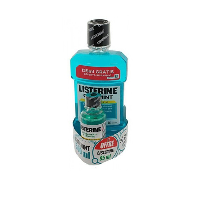 LISTERINE COOLMINT COLL.500ML+95