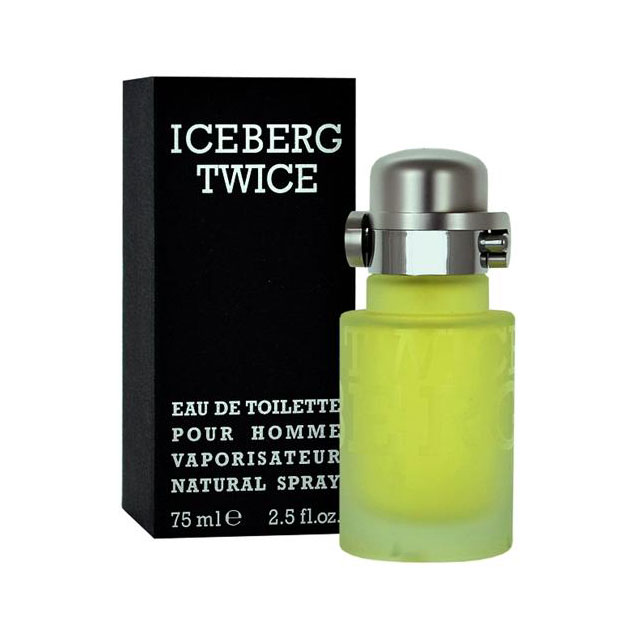 ICEBERG TWICE H EDT 75 ML SP