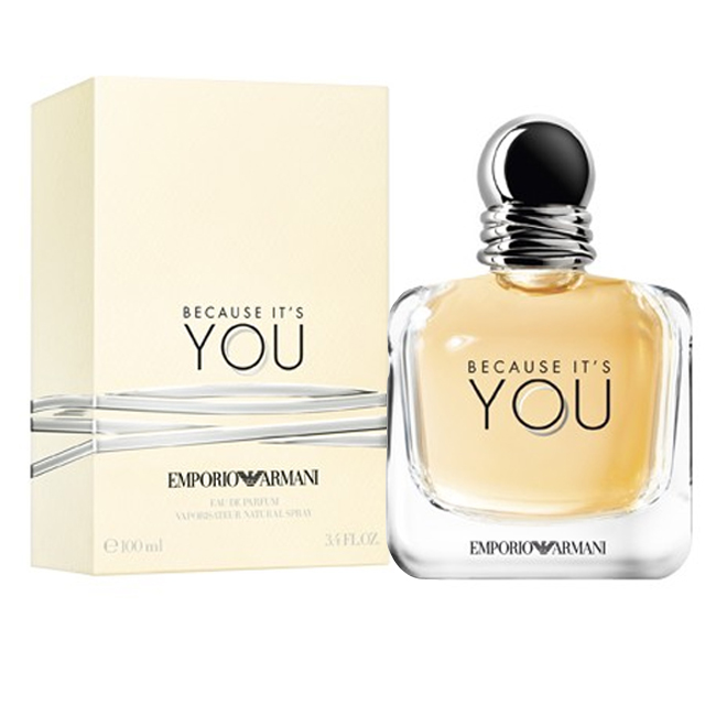 ARMANI BECAUSE IT'S YOU D EDP 100ML