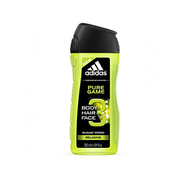 -ADIDAS H B/S 250ML PURE GAME
