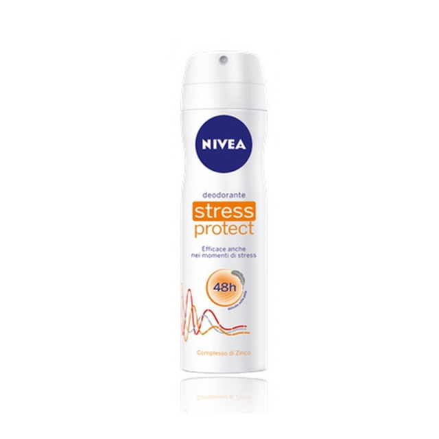 -*NIVEA DEO STRESS PROTECT 150ML