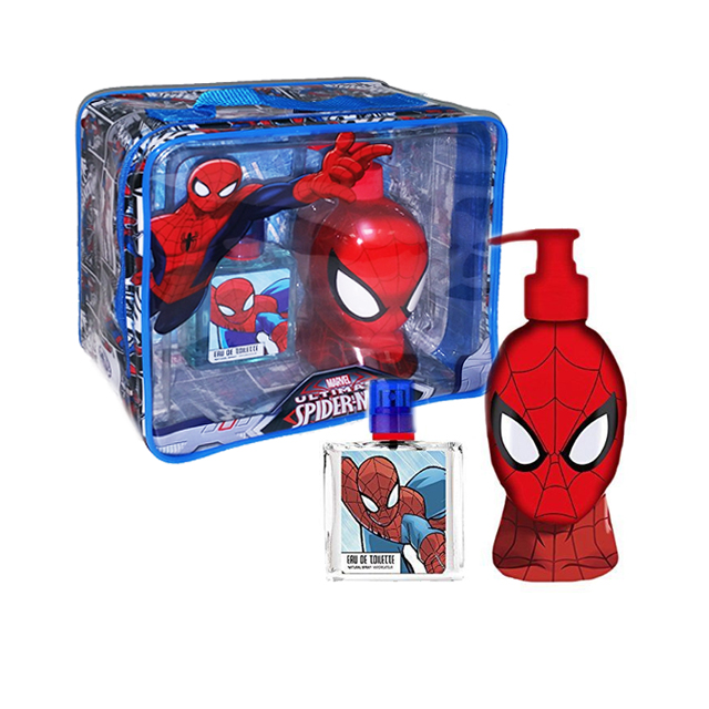 SPIDERMAN 5365 EDT 50ML+B/S 250+BO