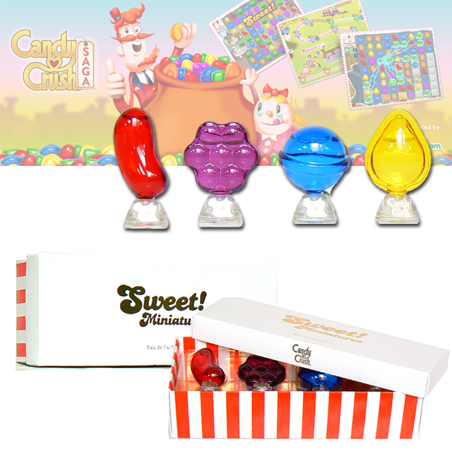 -CANDY CRASH SWEET EDP 5MLX4 MINIAT