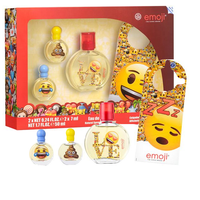-EMOJI 7391 SET EDT 50+2MINI+FUORIP