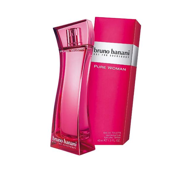 -BRUNO BANANI PURE WOMAN EDT 40ML