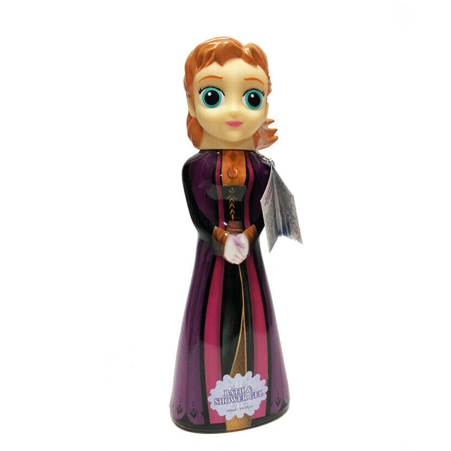 -FROZEN ANNA BABY 3D B/S 300ML