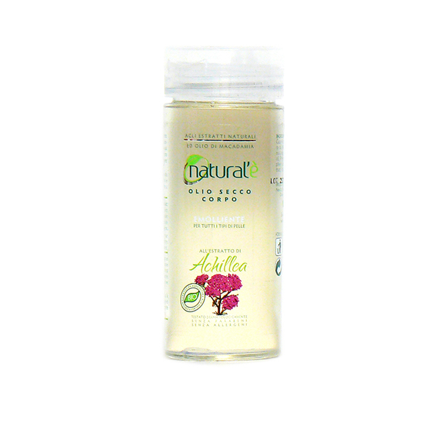 NATURAL'E'OLIO SECCO CORPO 100ML