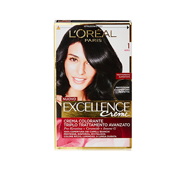 -*L'OREAL EXELLENCE C/COL.1NER
