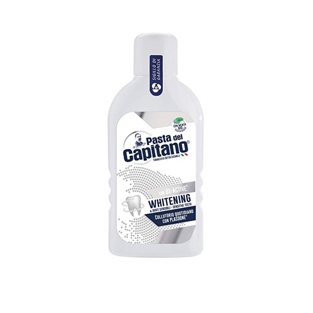 PASTA CAPITANO COLL.400ML WHITEN.