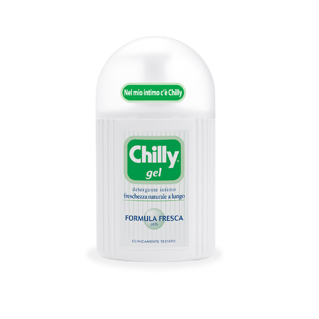 CHILLY DETERG INTIMO GEL 200ML