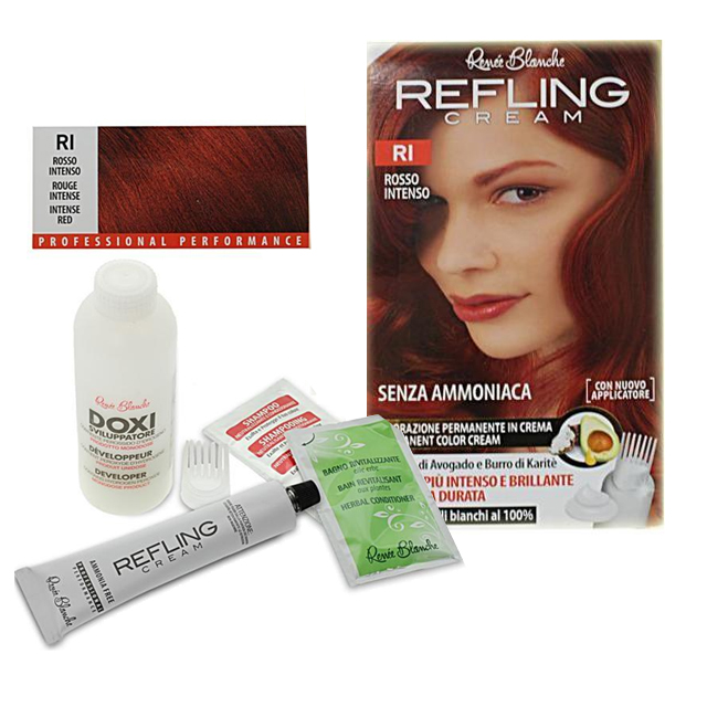 -*RENEE REFLING C/COLOR 5.55 ROSSO