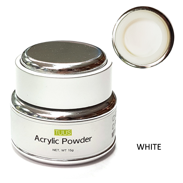 TRENDY ACP-WH ACRYLIC POWDER WHITE