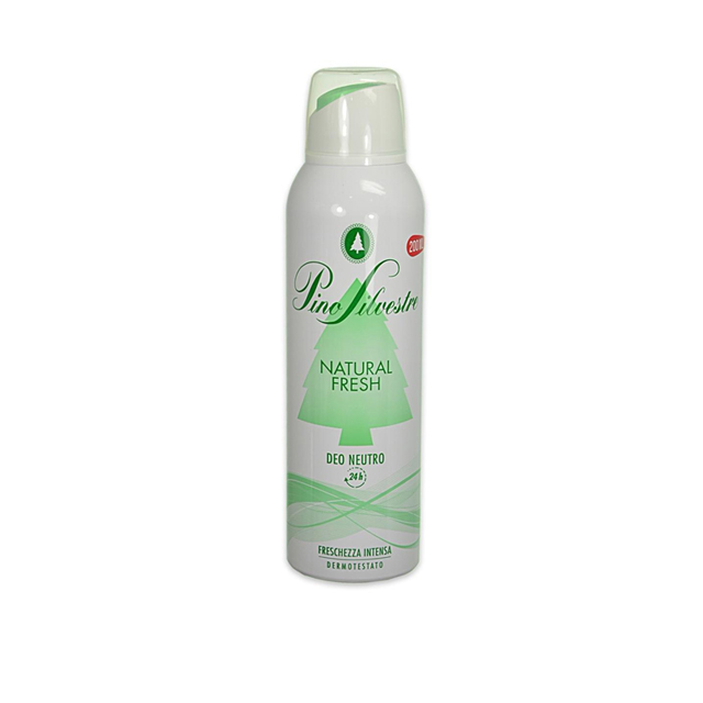 -PINO SIL.DEO NATURAL FRESH 200ML