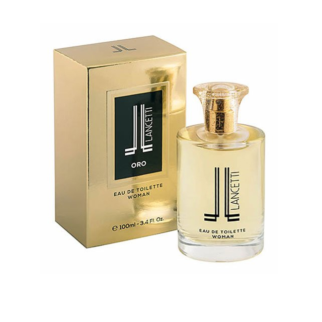 -LANCETTI ORO D EDT 100 ML SP