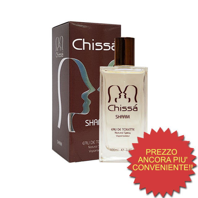 -CHISSA'SHARM H EDT 100ML SP
