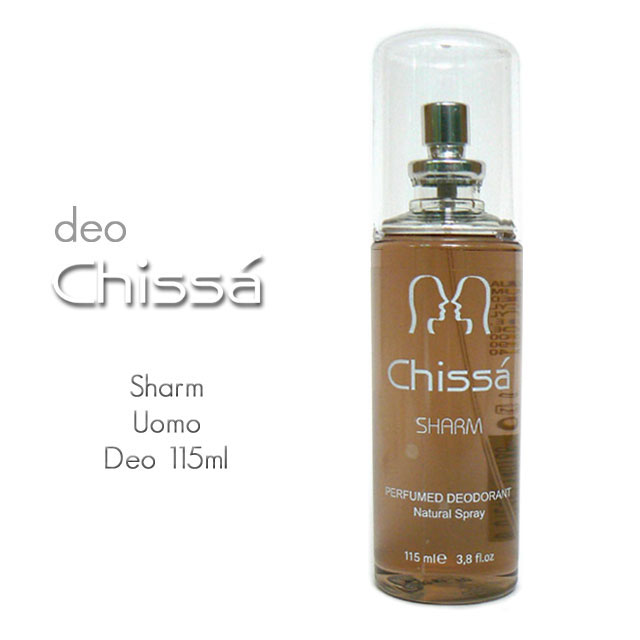 -CHISSA'SHARM DEO 115 ML SP