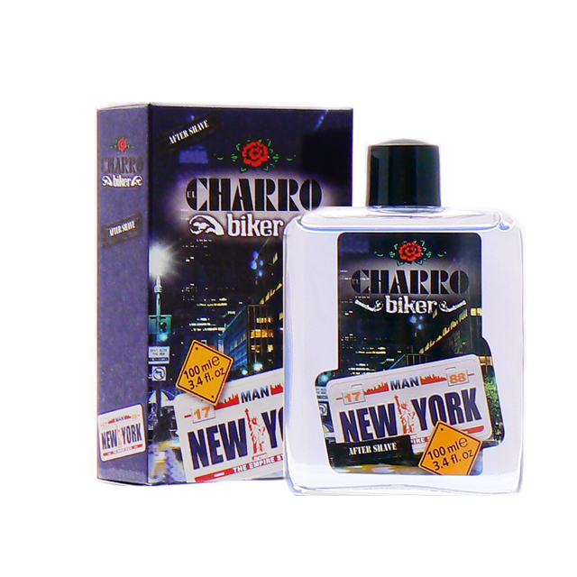 EL CHARRO BIKER NEW YORK A/S 100ML