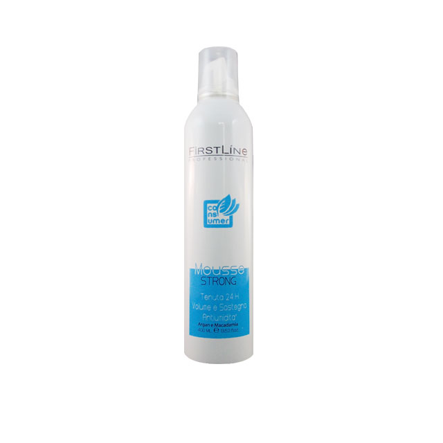 FIRSTLINE MOUSSE STRONG 400ML