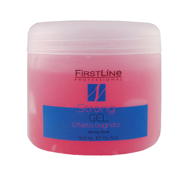 FIRSTLINE GEL EFF.BAGN.STRONG500
