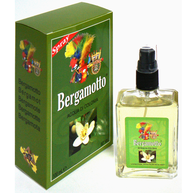 -BERGAMOTTO DI SICILIA EDC 100ML SP