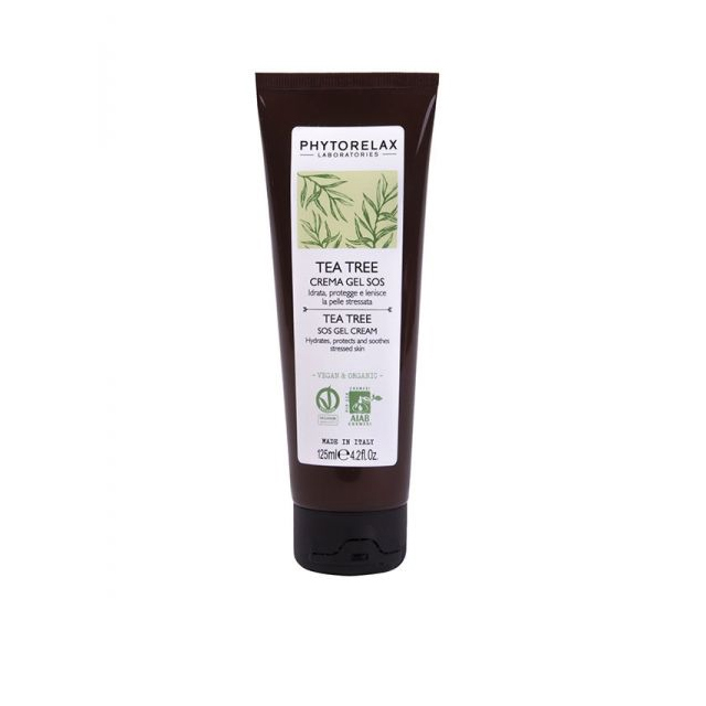 -PHYTORELAX GEL SOS TEA TREE 125ML
