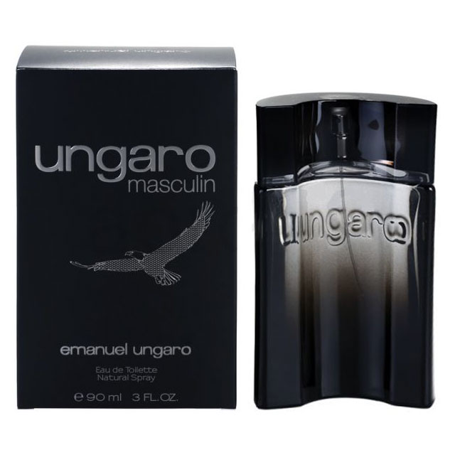 -UNGARO MASCULIN EDT 90ML SP
