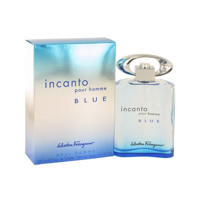 -FERRAG INCANTO BLUE H EDT 100ML SP