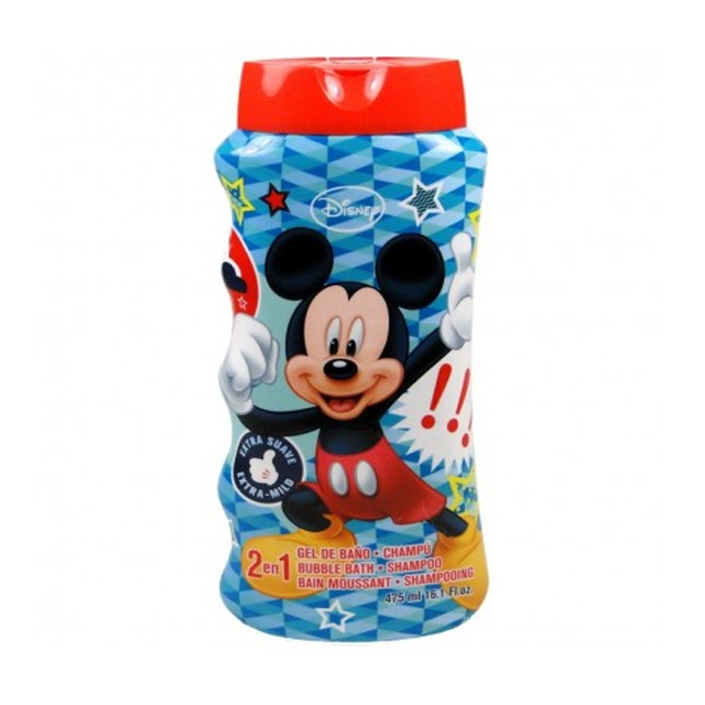 -MICKEY 2IN1 B/S 475ML