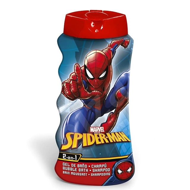 -SPIDERMAN 2IN1 B/S 475ML