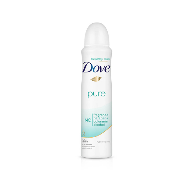 -*DOVE SENSITIVE DEO 150ML SP