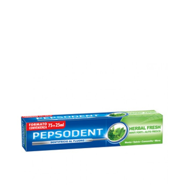 PEPSODENT DENTIF.HERBAL FRESH 100