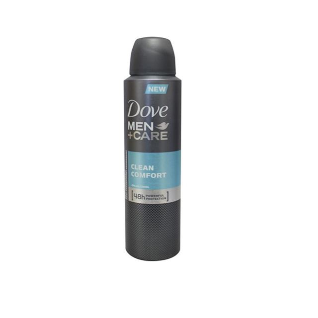 DOVE MEN CLEAN COMF DEO 150S