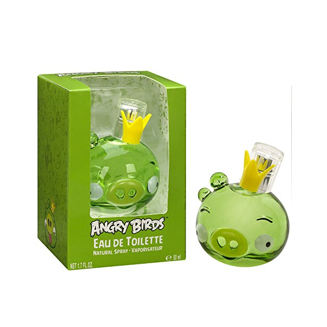 -ANGRY BIRDS PIG 5554 EDT 50ML SP