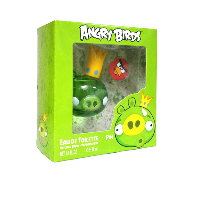 -ANGRY BIRDS PIG 5827 EDT50+SPILLA