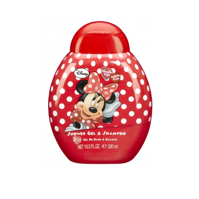 MINNIE 6121 B/S-SHA 300ML